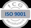 ICG Kundenlogo DIN EN ISO 9001:2008